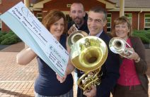 Popular charity concert raises £3,500 for Severn Hospice